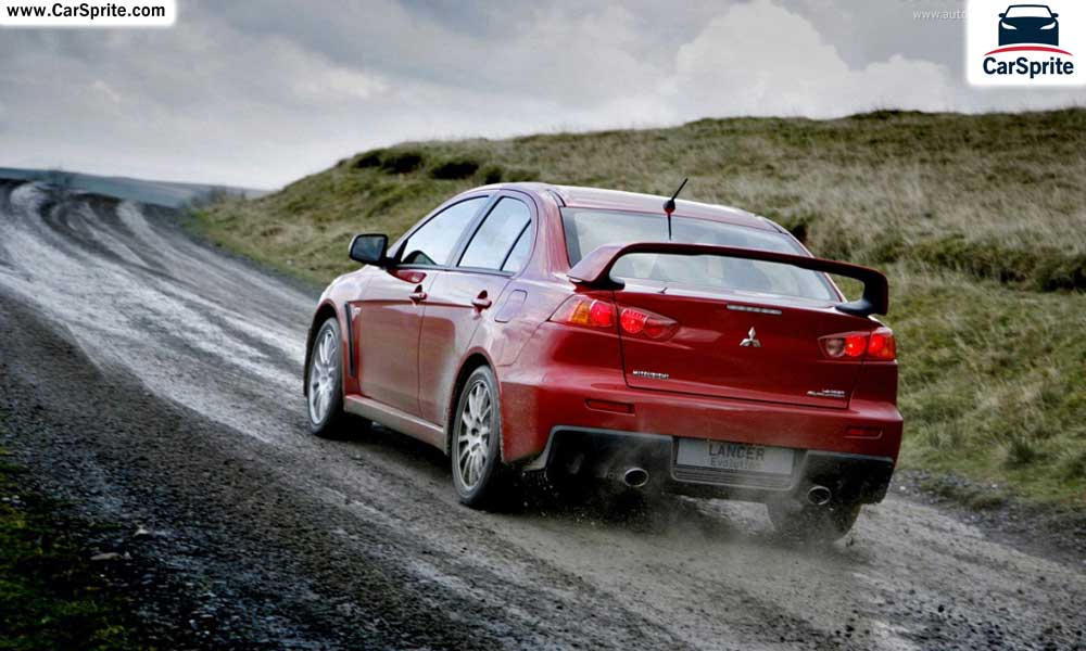 Mitsubishi Lancer EX 2017 prices and specifications in UAE | Car Sprite