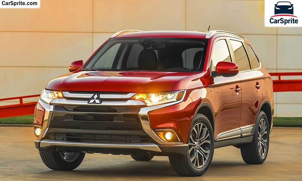 Mitsubishi Outlander 2017 Prices And Specifications In Uae Car Sprite