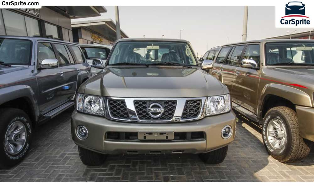 Nissan Patrol Safari 2017 Prices And Specifications In Uae