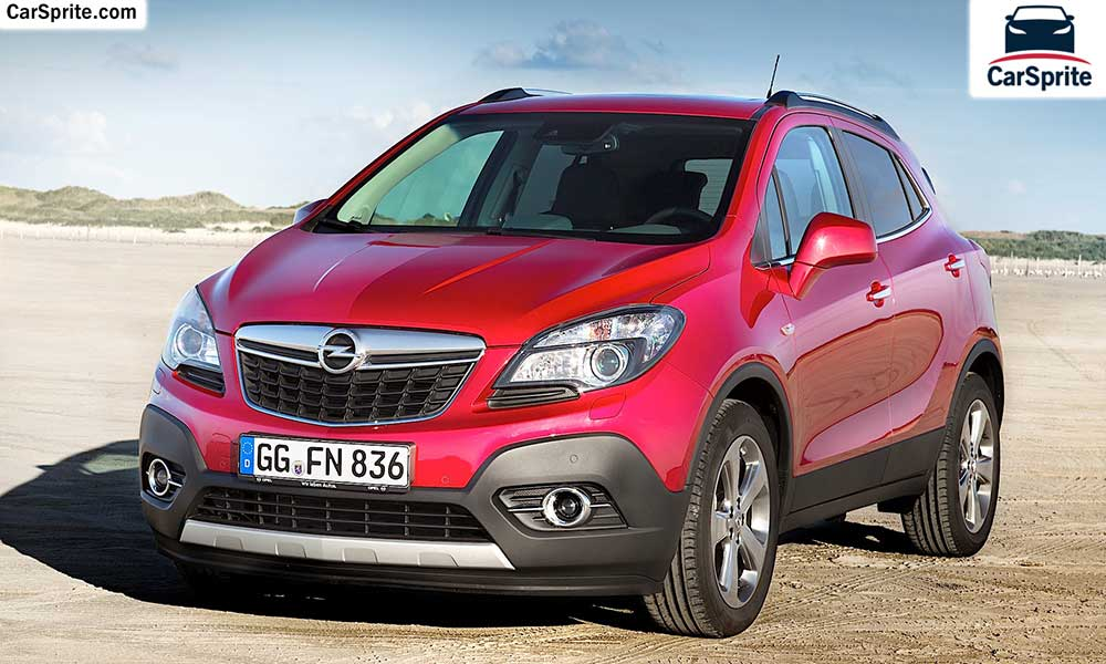 Opel Mokka 2019 prices and specifications in UAE | Car Sprite