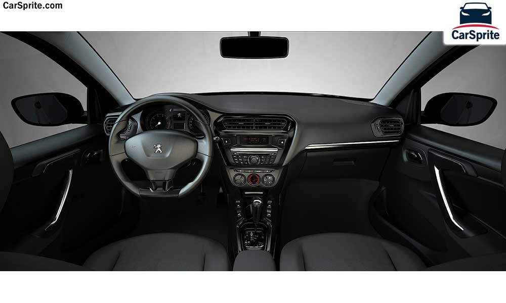 Peugeot 301 2017 prices and specifications in UAE | Car Sprite
