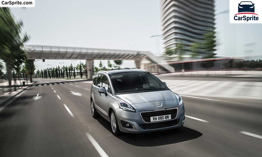Peugeot 5008 2019 prices and specifications in UAE | Car Sprite
