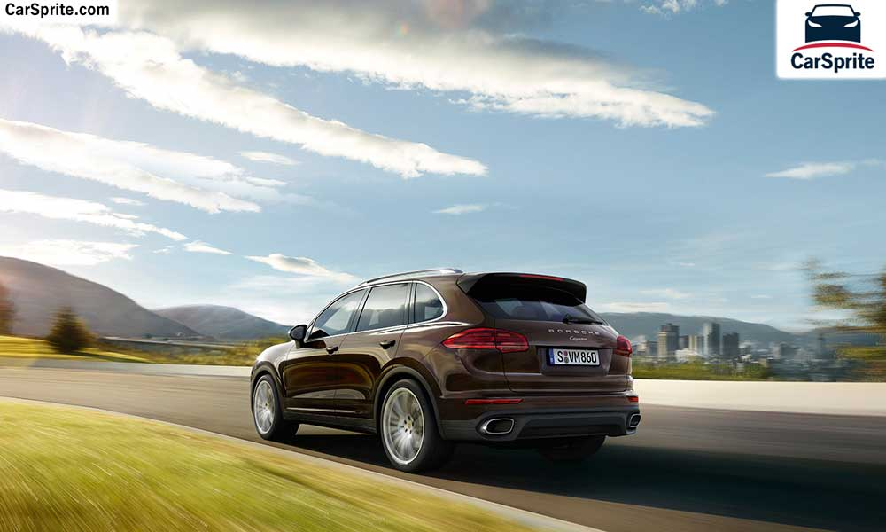 Porsche Cayenne 2018 prices and specifications in UAE | Car Sprite