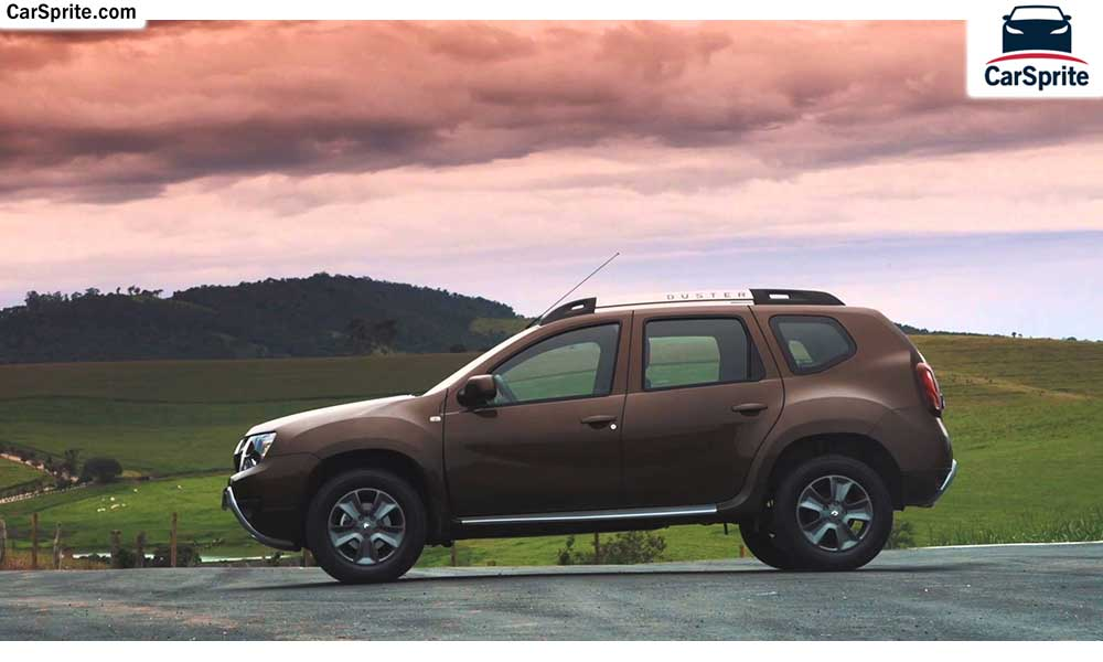 Renault duster 2017 prices and specifications in uae car for Dacia duster specifications