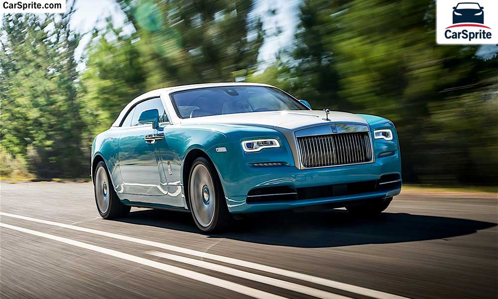 Rolls Royce Dawn 2018 prices and specifications in UAE | Car Sprite