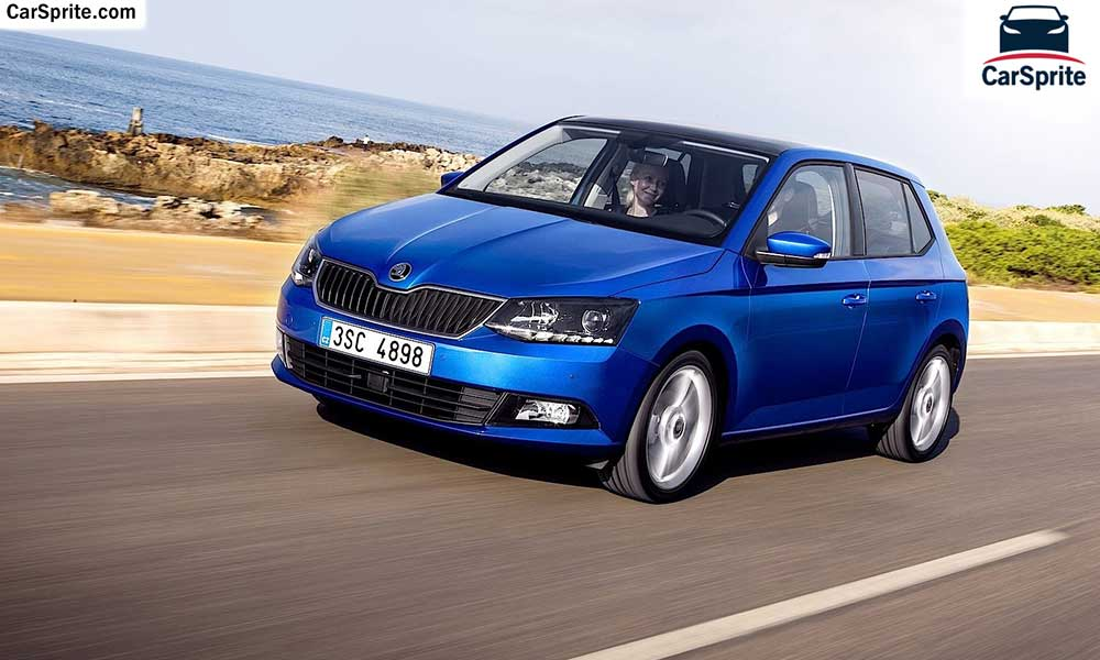 skoda fabia 2017 prices and specifications in uae car sprite. Black Bedroom Furniture Sets. Home Design Ideas