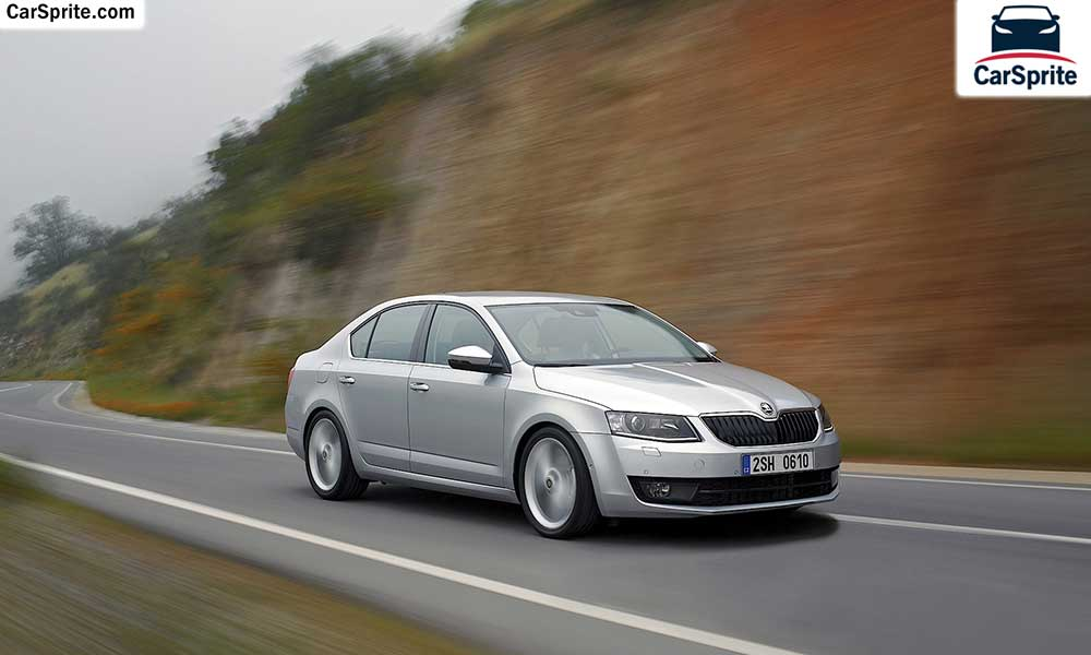 skoda octavia 2017 prices and specifications in uae car. Black Bedroom Furniture Sets. Home Design Ideas