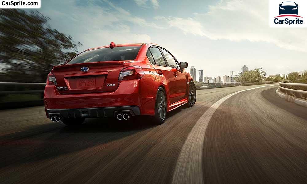 Wrx Cvt 0 60 >> Subaru WRX 2017 prices and specifications in UAE   Car Sprite