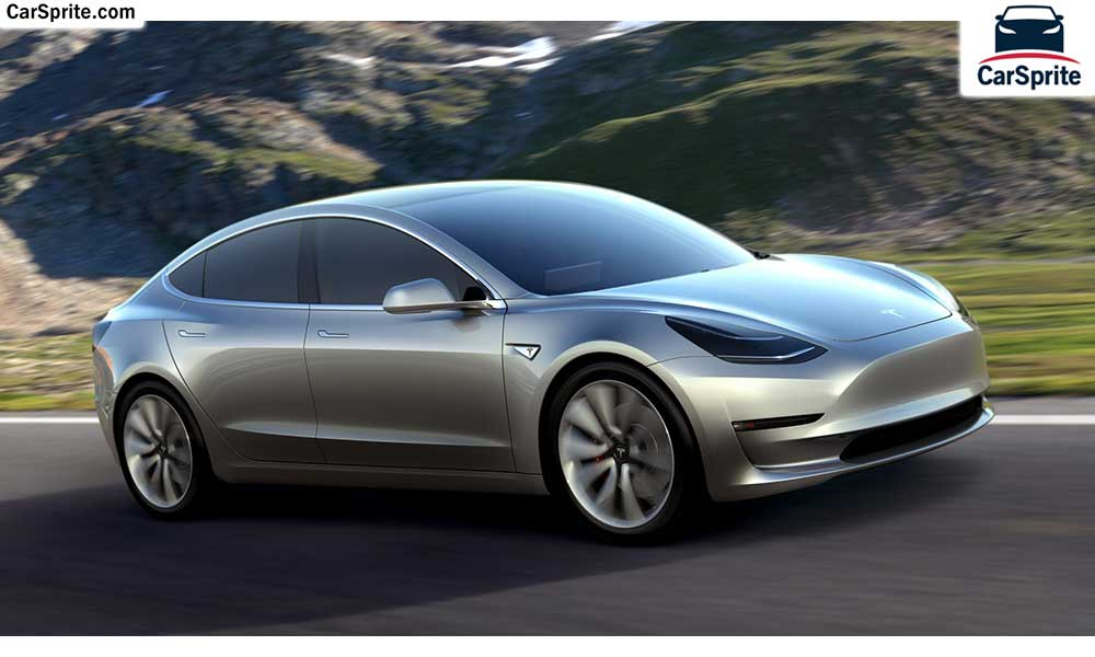 Tesla Model 3 2018 prices and specifications in UAE | Car ...