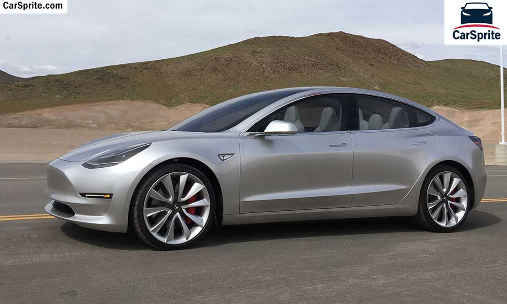 Tesla Model S 2018 prices and specifications in UAE | Car Sprite