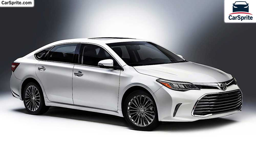 Toyota Avalon 2017 Prices And Specifications In Uae Car