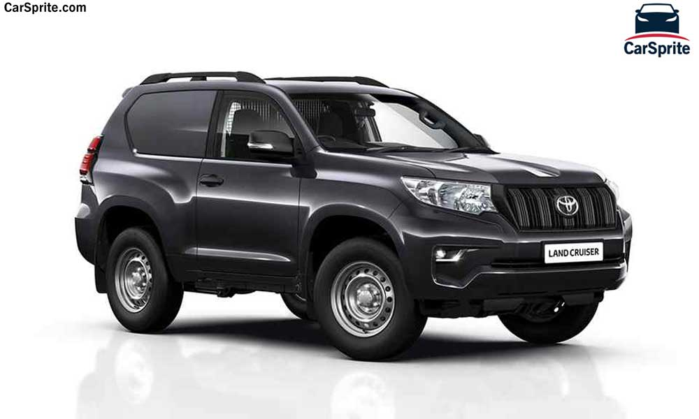 Toyota Land Cruiser Prado 2019 prices and specifications in UAE | Car Sprite
