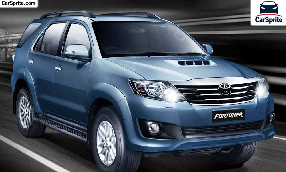 Toyota Fortuner 2018 prices and specifications in UAE | Car Sprite
