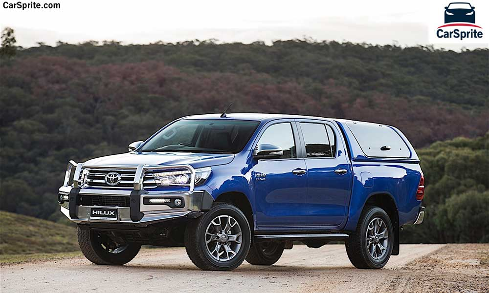 Toyota Hilux 2019 prices and specifications in UAE | Car Sprite