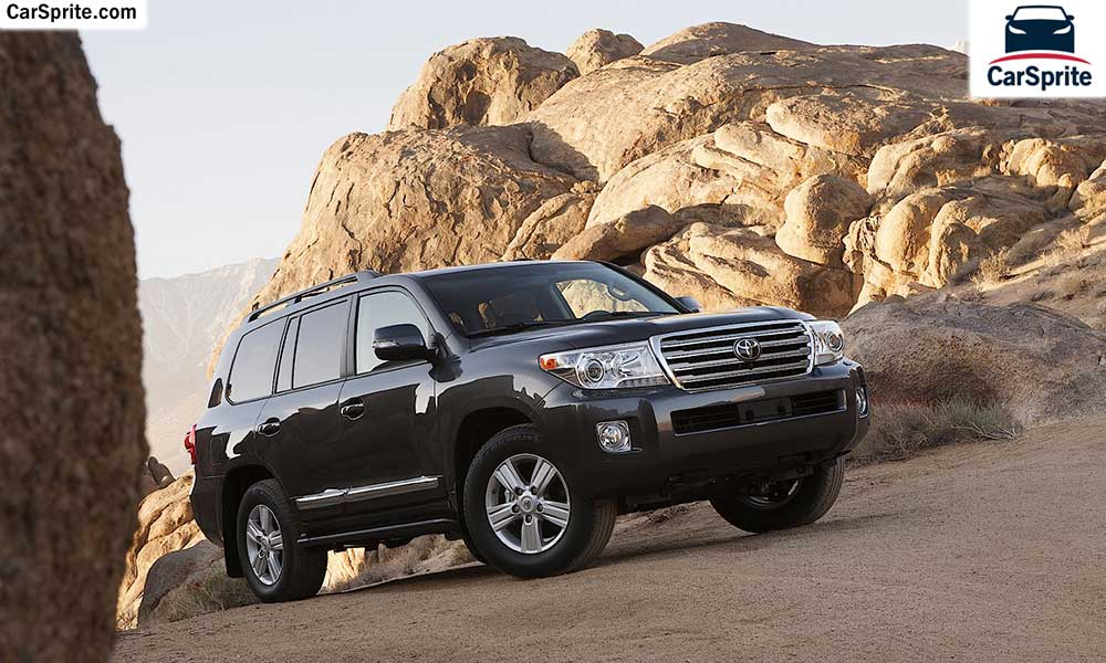 Toyota Land Cruiser 2018 prices and specifications in UAE | Car Sprite