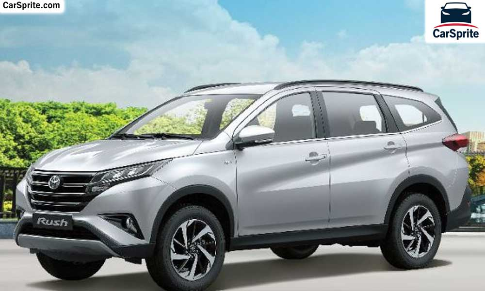 Toyota Rush 2019 Prices And Specifications In Uae Car Sprite