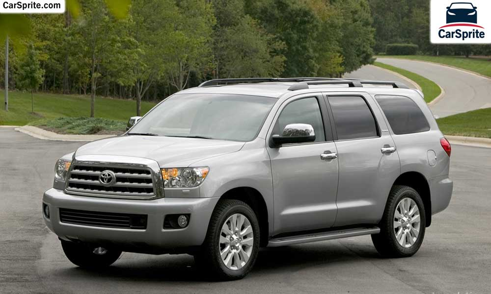 toyota sequoia 2017 prices and specifications in uae car sprite. Black Bedroom Furniture Sets. Home Design Ideas
