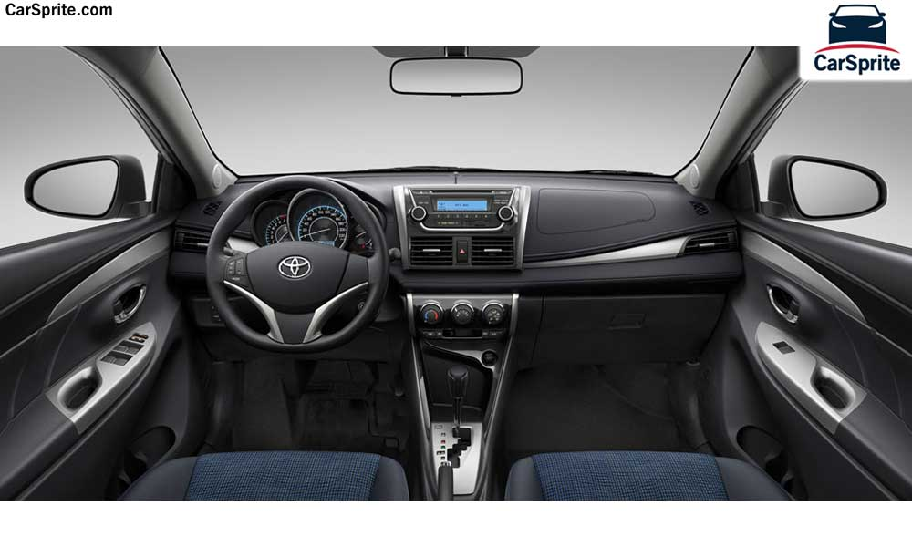Toyota Yaris 2019 prices and specifications in UAE | Car Sprite