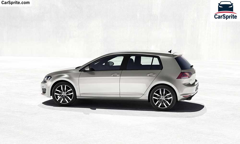 Volkswagen Golf 2018 prices and specifications in UAE | Car Sprite