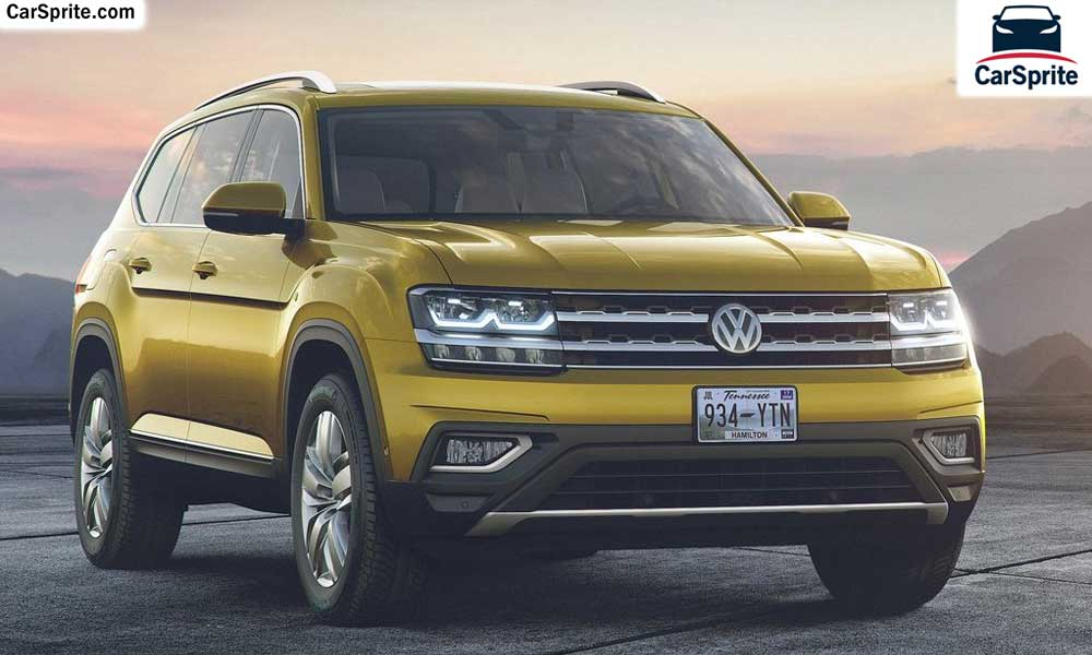 Volkswagen Teramont 2019 prices and specifications in UAE | Car Sprite
