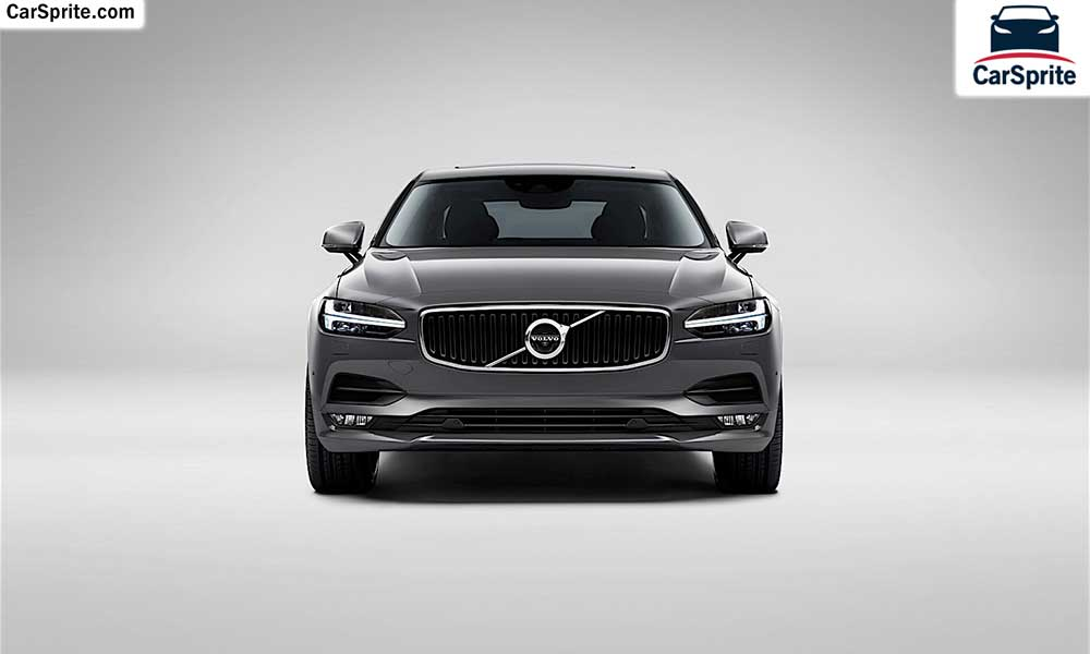 volvo s90 2017 prices and specifications in uae car sprite. Black Bedroom Furniture Sets. Home Design Ideas