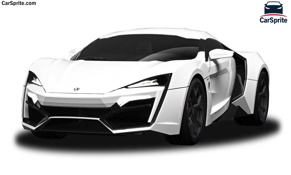 W Motors Lykan HyperSport 2019 prices and specifications in UAE | Car Sprite