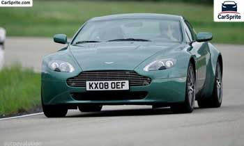 Aston Martin Vantage 2018 prices and specifications in UAE | Car Sprite