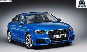 Audi A3 Sedan 2019 prices and specifications in UAE | Car Sprite