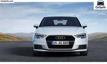 Audi A3 Sportback 2019 prices and specifications in UAE | Car Sprite
