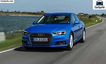 Audi A4 2019 prices and specifications in UAE | Car Sprite