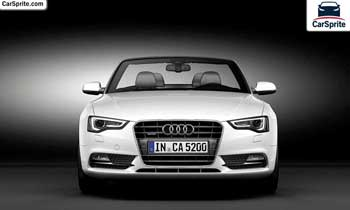 Audi A5 Cabriolet 2019 prices and specifications in UAE | Car Sprite