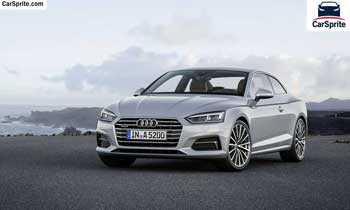 Audi A5 Coupe 2019 prices and specifications in UAE | Car Sprite