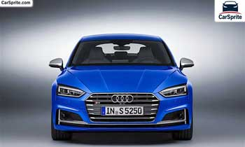 Audi A5 Sportback 2019 prices and specifications in UAE | Car Sprite