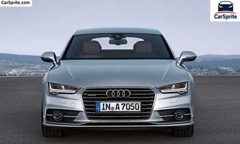 Audi A7 2019 prices and specifications in UAE | Car Sprite