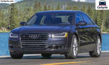 Audi A8 L 2019 prices and specifications in UAE | Car Sprite