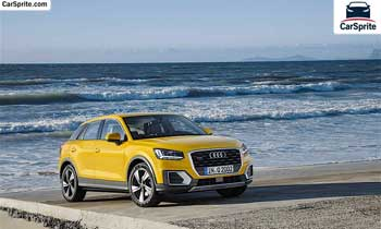 Audi Q2 2019 prices and specifications in UAE | Car Sprite