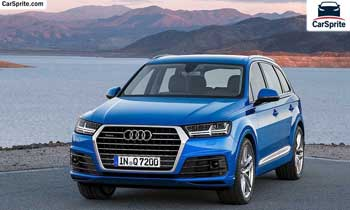 Audi Q7 2019 prices and specifications in UAE | Car Sprite