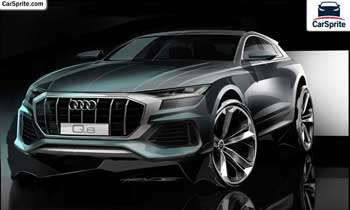 Audi Q8 2019 prices and specifications in UAE | Car Sprite