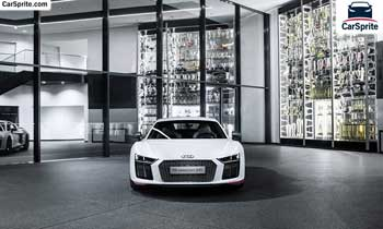Audi R8 Coupe 2019 prices and specifications in UAE | Car Sprite