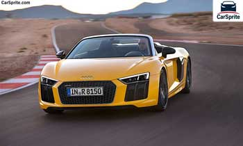Audi R8 Spyder 2019 prices and specifications in UAE | Car Sprite