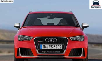 Audi RS 3 Sportback 2019 prices and specifications in UAE | Car Sprite