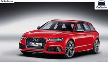Audi RS6 Avant Performance 2019 prices and specifications in UAE | Car Sprite