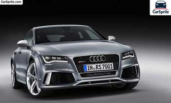 Audi RS7 2019 prices and specifications in UAE | Car Sprite