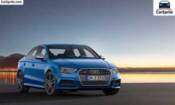 Audi S3 Sedan 2019 prices and specifications in UAE | Car Sprite