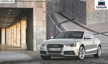 Audi S5 Coupe 2019 prices and specifications in UAE | Car Sprite