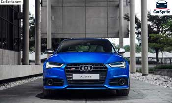 Audi S6 2019 prices and specifications in UAE | Car Sprite