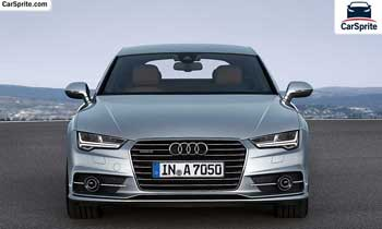 Audi S7 2019 prices and specifications in UAE | Car Sprite