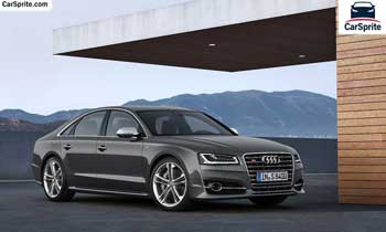 Audi S8 2019 prices and specifications in UAE | Car Sprite