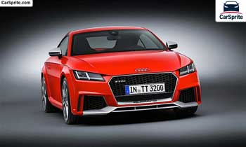 Audi TT 2019 prices and specifications in UAE | Car Sprite