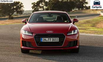 Audi TTS Coupe 2019 prices and specifications in UAE | Car Sprite